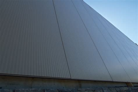 striated st wall panel commercial insulated metal panels wall panels vicwest building