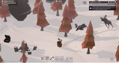 Winter Project Beta Sign Multiplayer Survival Open