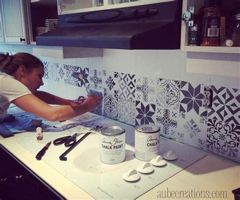 peindre du carrelage mural de cuisine les 25 meilleures idées de la catégorie carrelage de