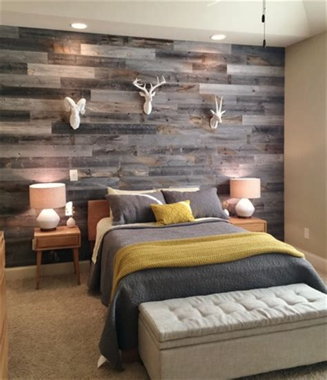 house plans with attached guest house reclaimed wood paneling as a solution in decorating our