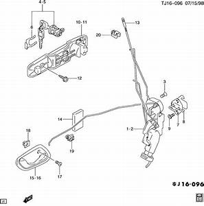 Diagram  2008 Chevy Truck Door Lock Diagram Full Version