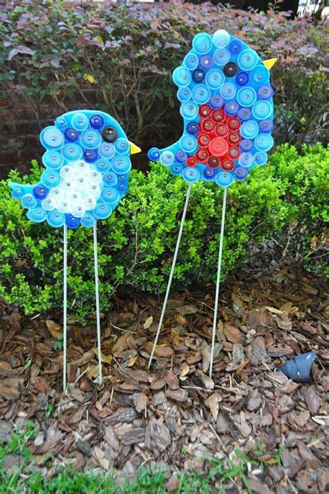 deko ideen zum selbermachen fuer sommerliche stimmung im garten deco jardin jap primavera
