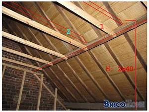 Faire Un Faux Plafond : faux plafond ~ Premium-room.com Idées de Décoration