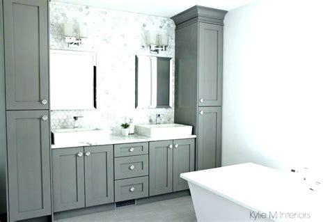double sink vanity tower illbedead