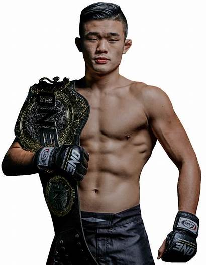 Lee Christian Mma Champion Mixed Evolve Fighter