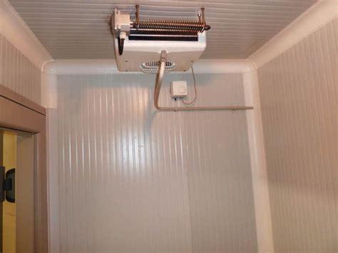 evaporateur chambre froide comment installer une chambre froide free chambre froide