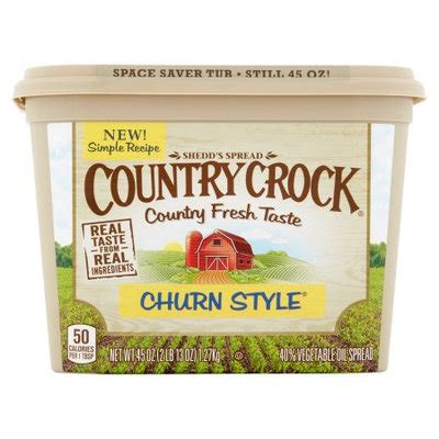Country Crock® Churn Style Reviews