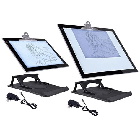 Artist Light Table by A3 A4 Led Tracing Light Box Drawing Board Pad Table