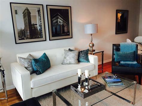 beautiful teal living room decor homesfeed