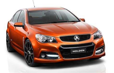 Holden Car : Holden Vf Commodore To Get Overhauled Autos, Quicker
