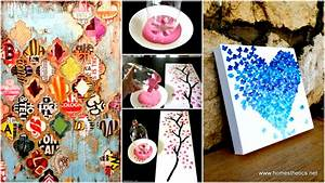 23 Simply Brilliant DIY Paper Wall Art Projects That Will