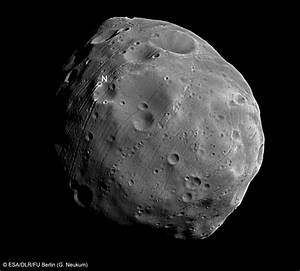 Interpose Mission: Phobos, potato-shaped moon of Mars, not ...