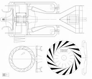Jet Engine Drawing At Getdrawings Com