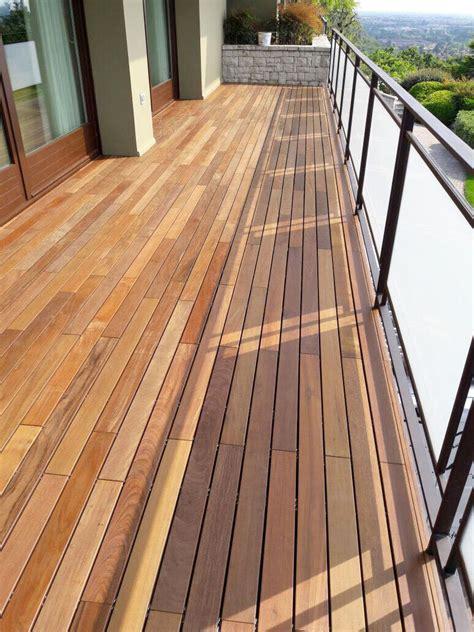 pavimento terrazzo legno pavimento in legno per terrazzo galleria di immagini