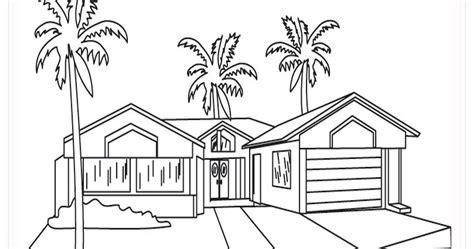 koleksi karikatur pemandangan rumah gambar hd puzzze