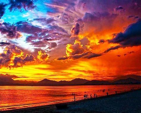 ecran pc bureau fond ecran paysage mer chaleureuse chezmaya