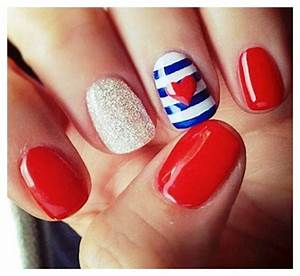 Images Of Cute Easy Nail Designs With Steps Golfclub