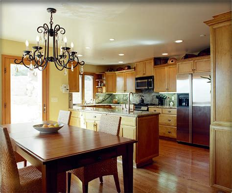 open kitchen and dining room designs kitchens open to dining room home decoration club 8996
