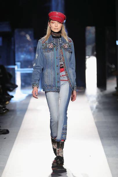 jacket desigual fashion week  ny fashion week