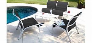 Canapé Jardin Pas Cher : meubles jardin design pas cher ~ Premium-room.com Idées de Décoration