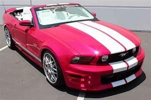 Pink Ford Mustang 5   Автомобили мустанг, Розовый мустанг, Кабриолет