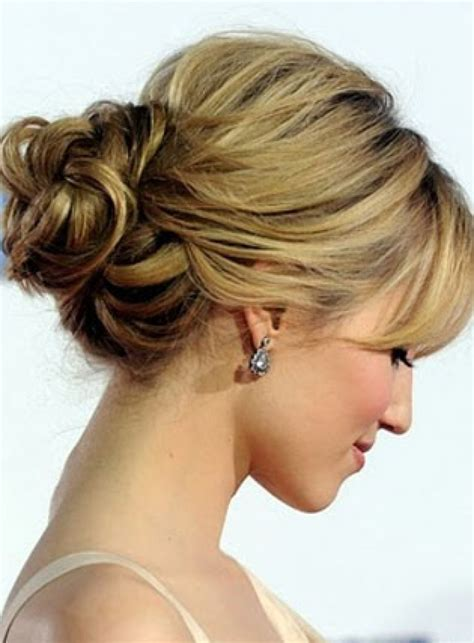 easy updos  long hair pictures