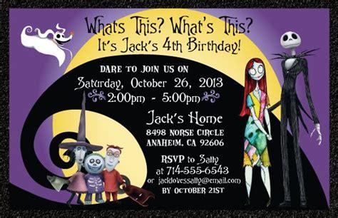 Free Printable Halloween Birthday Invitations Birthday