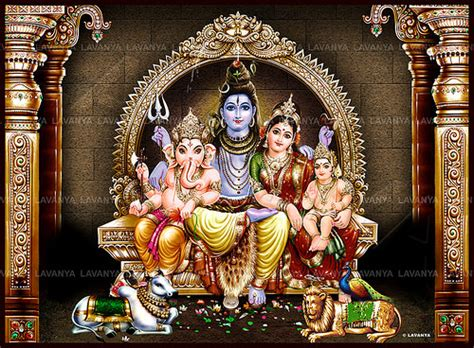 lord shiva family   iphone wallpapers