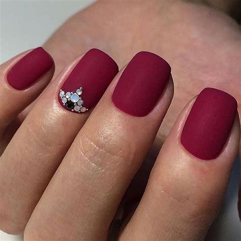 matte color nails 25 best ideas about matte nails on matt