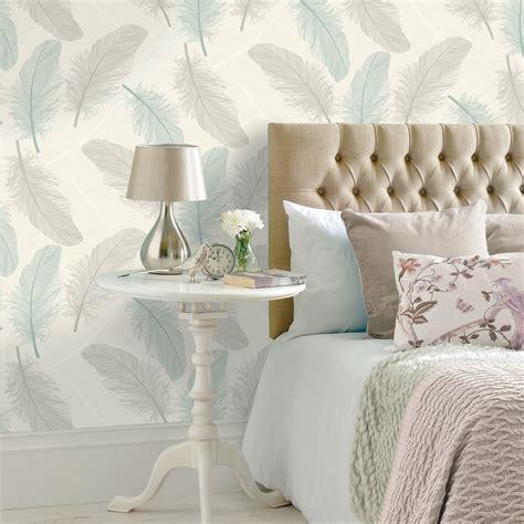 teal cream maisey wallpaper departments diy  bq