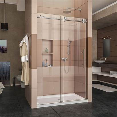 Shower Glass Doors Fix Issues Alignment Closed