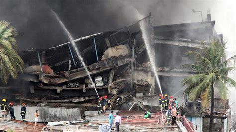 Boiler Explosion At Bangladesh Factory Kills At Least 23