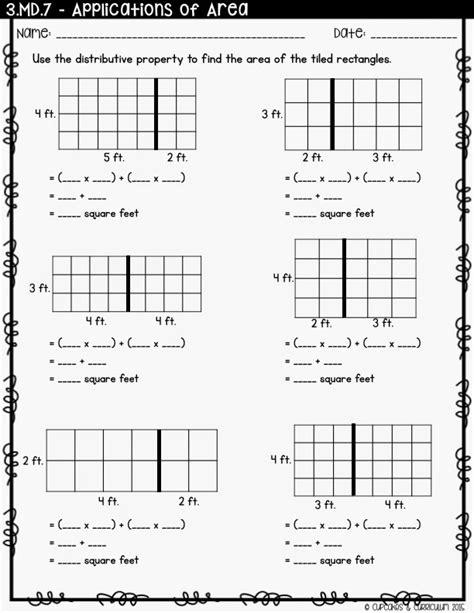 3rd grade math distributive property worksheets fox news