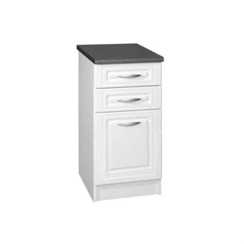 meuble cuisine 50 cm meuble bas de cuisine dina 50 cm 3 tiroirs moulures mdf