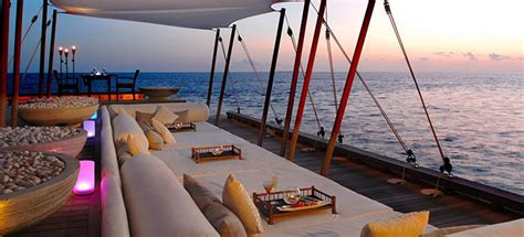 The Dazzling W Retreat And Spa Maldives by W Retreat Spa Maldives Holidays Luxury Holidays