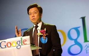 Kai-Fu Lee's dream: to create a Chinese Silicon Valley ...
