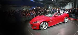 Nouvelle Ferrari Portofino : auto ferrari site officielle ~ Medecine-chirurgie-esthetiques.com Avis de Voitures
