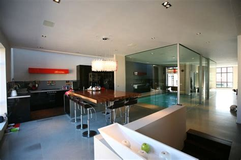 level loft style apartment  brussels  amazing
