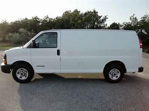 Purchase Used 2004 Gmc Savana 2500 Cargo Van Dedicated Cng