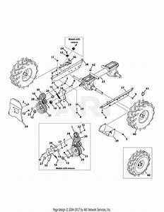 26 Troy Bilt Tiller Parts Diagram