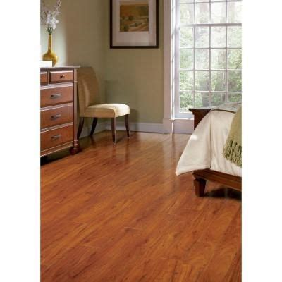 hampton bay high gloss jatoba  mm thick    wide