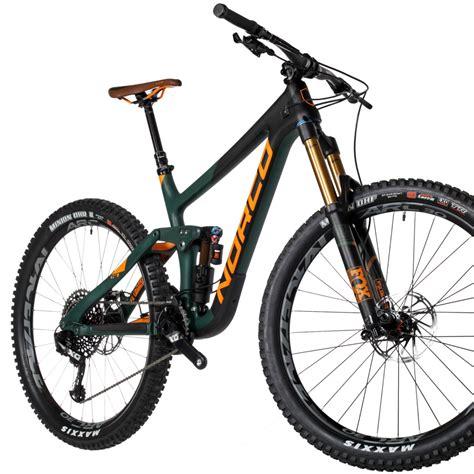 norco range carbon up date s the ante on their enduro mountain bike platform bikerumor