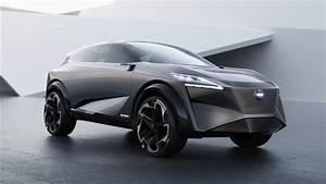 Wallpaper Nissan IMQ, electric cars, Geneva Motor Show