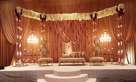 pin muslim nikah stage decoration set 6842 on pinterest
