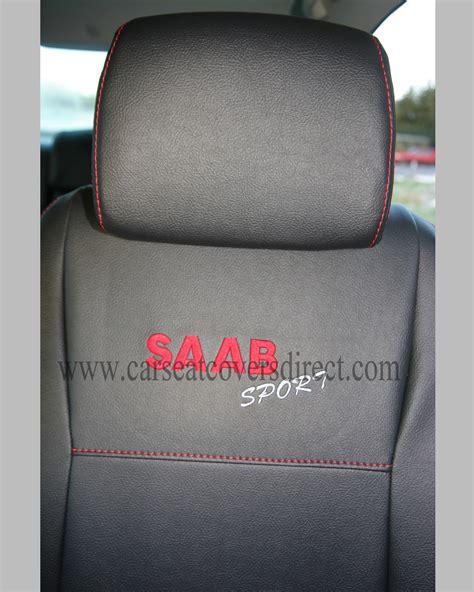 3 Seat Covers custom saab 9 3 seat covers