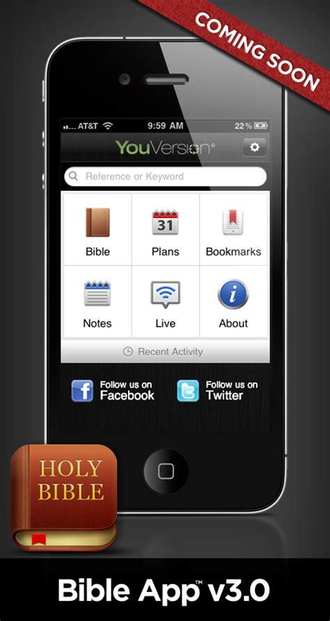 bible apps for iphone soon from youversion all new bible app for iphone