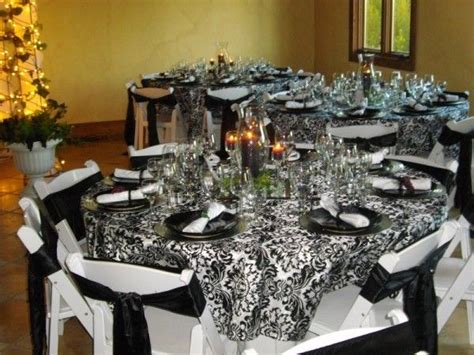 17 best images about reception ideas black white and