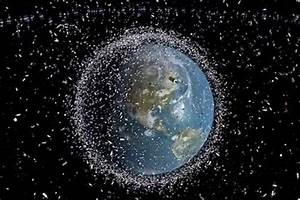 Satellites tremble as Japan's 'space junk' collection ...