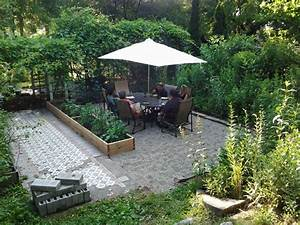 Backyard Patio on a Budget - Rustic & Refined