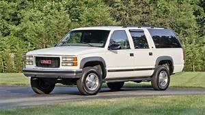 1997 Gmc Suburban Slt 1500
